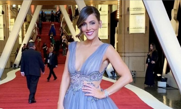 Croatian dress designs on the Oscars red carpet