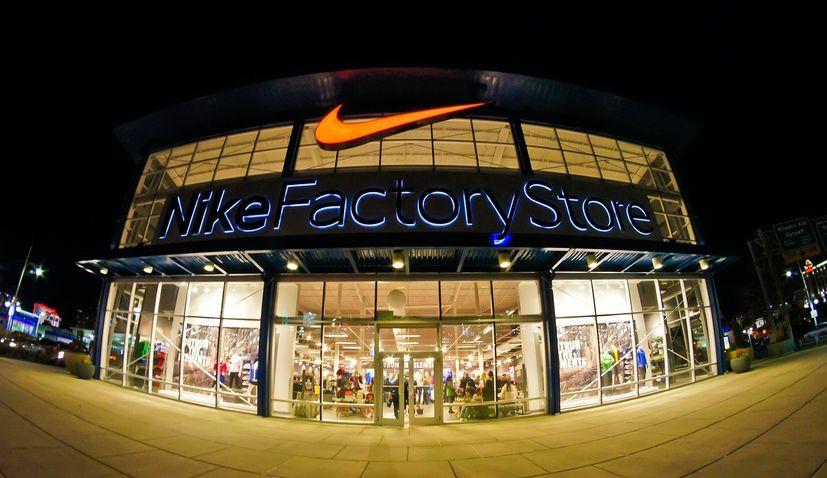 Nike closing all stores in Croatia