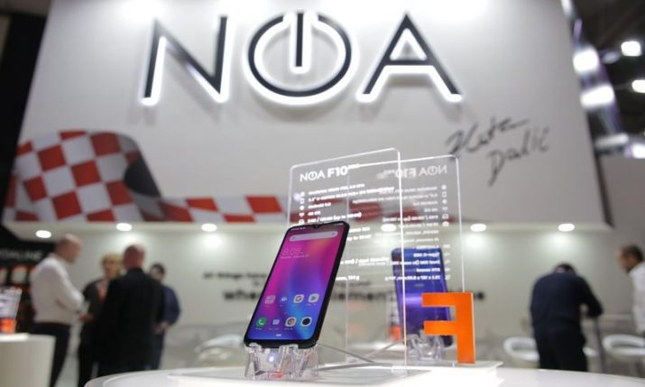 Croatian brand NOA presents latest smartphone in Barcelona