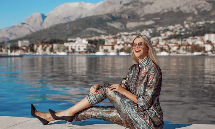 Meet Croatian Instagram influencer Petra Colak