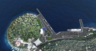 PHOTOS: A look at the new €10M port on the island of Korčula