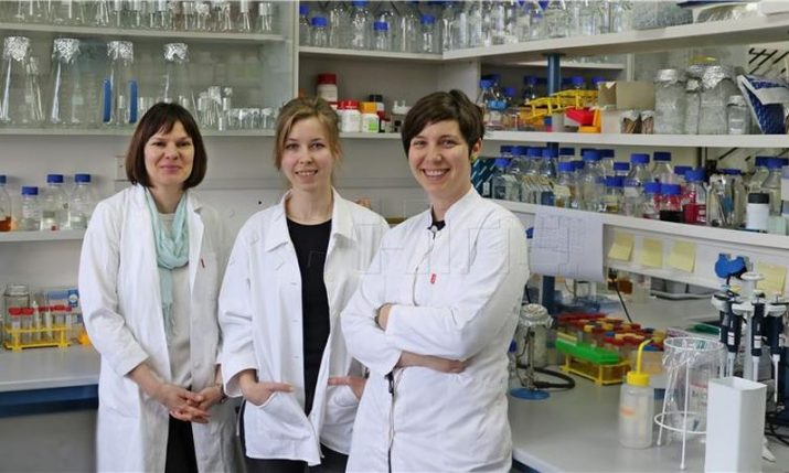 Croatia's top science institute boasts of above global average share of women researchers