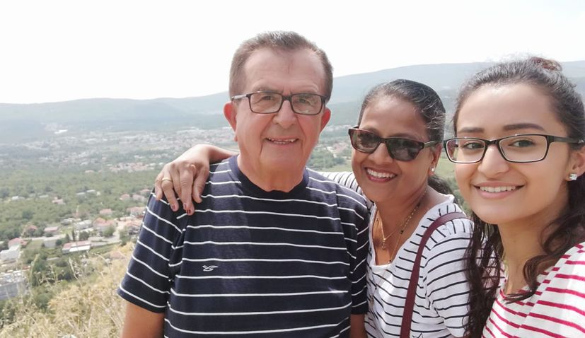 Meet Shammi who made Croatia home from Fiji 24 years ago