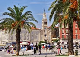 2019 Europe spring forecast is out – early start for parts of Croatia
