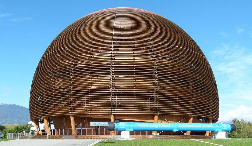Split electronics engineers design chips for CERN