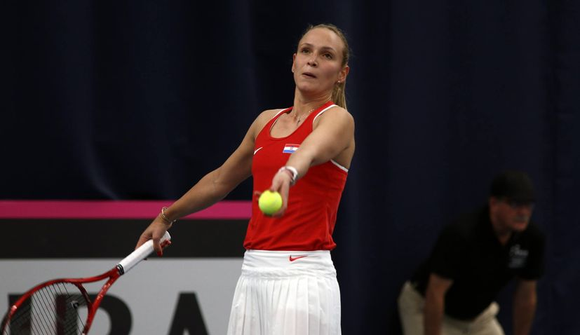 Fed Cup 2019: Croatia beats Turkey