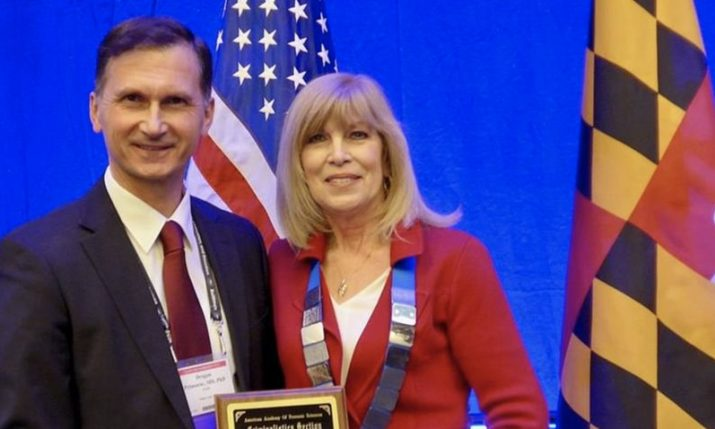 Croatian Dr. Dragan Primorac awarded prestigious American Academy of Forensic Sciences award
