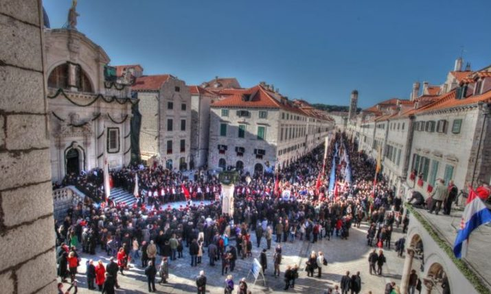 Dubrovnik's day: Feast of Saint Blaise celebrated for the 1047th time today