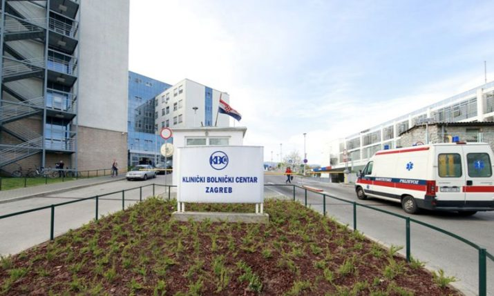 Zagreb hospital receives €90,000 equipment donation