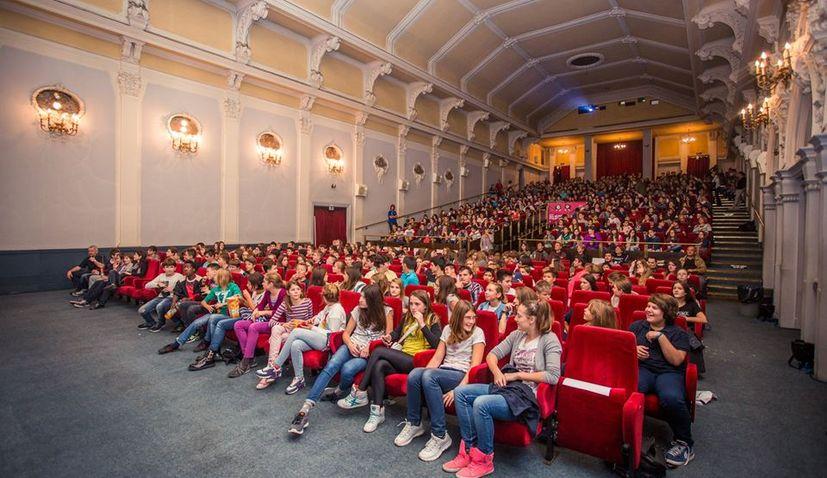 4th KinoKino International Film Festival For Children kicks off on 20 Feb