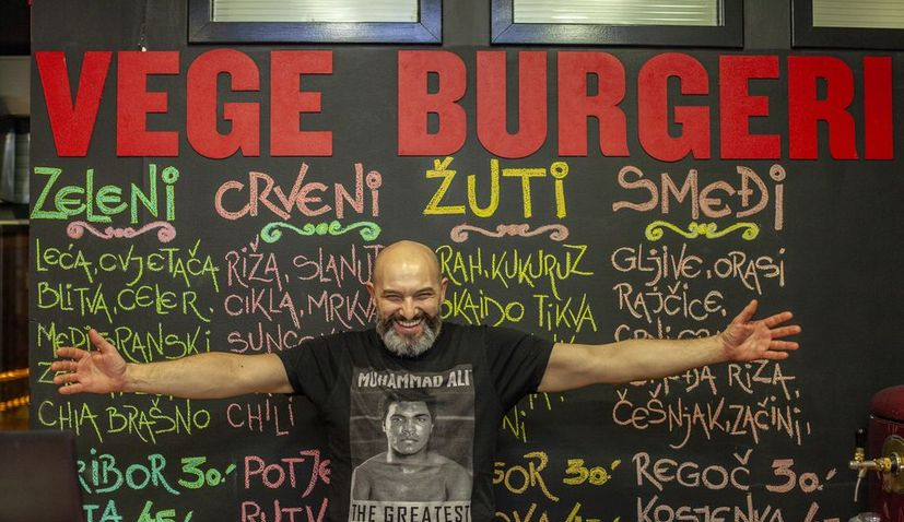 From owning a New York coffee shop to opening a Vegan Burger & Smoothie Bar in Zagreb