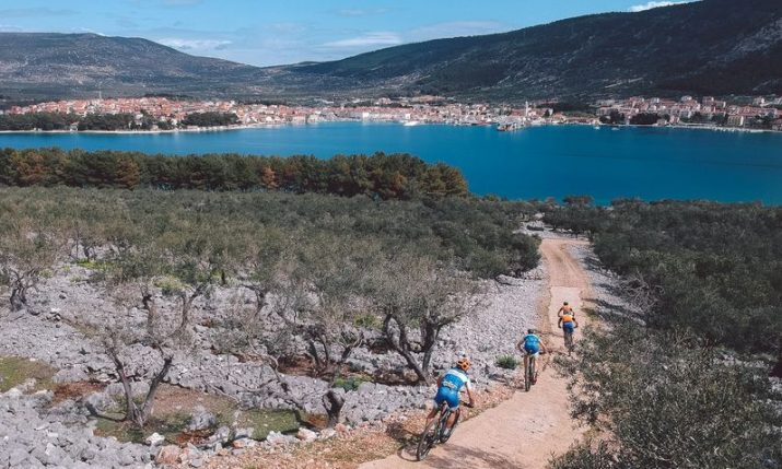 Croatian 4 islands mountain bike race among Top 5 in the world