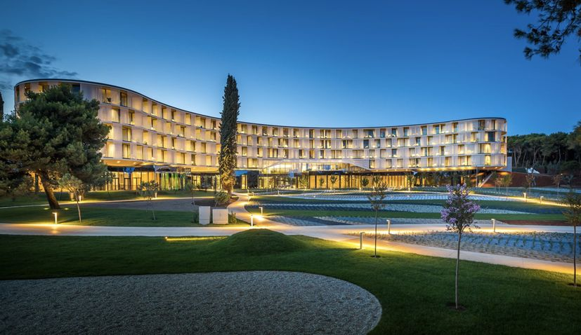 Rovinj family hotel Amarin ranked among top 15 in Europe