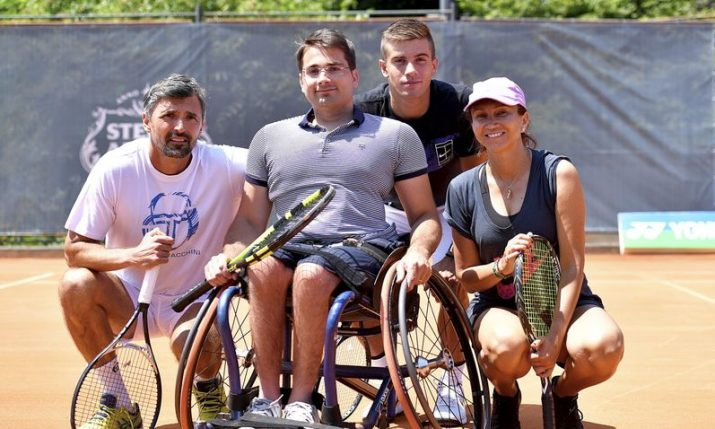 Croatia's No.1 wheelchair tennis player seeks help to get to 2020 Paralympics in Tokyo