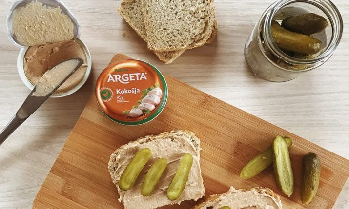 Croatian company's Argeta pâté brand No.1 in Europe