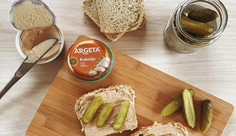 Croatian company's Argeta pâté brand No.1 in Europe