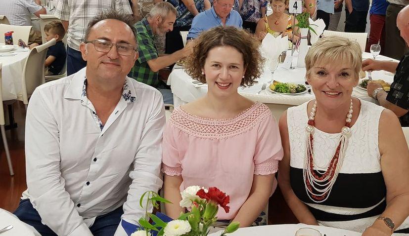 Business women from Croatia present in Australia