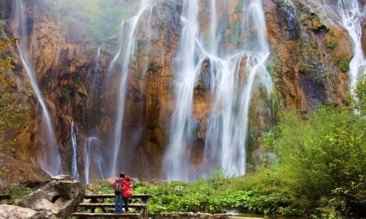 How many national &  nature parks have you visited in Croatia?
