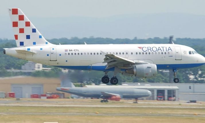 Croatia Airlines marks 30 years of existence