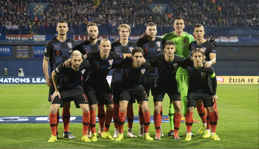 Croatia squad announced for opening EURO 2020 qualifiers