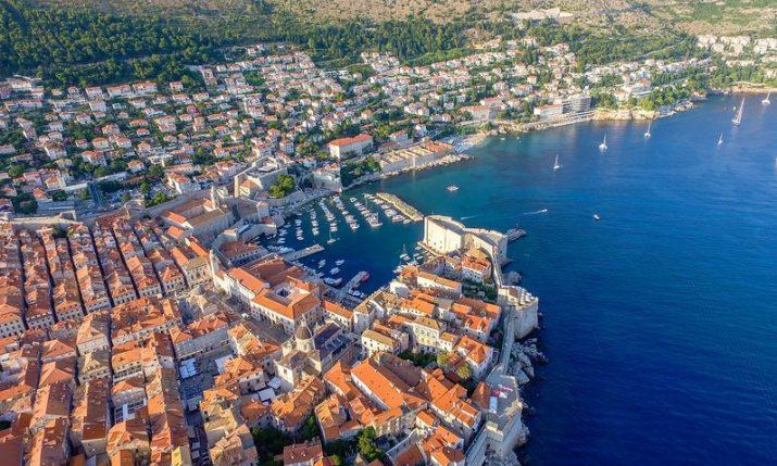 Roma star Edin Džeko opening cafe in Dubrovnik
