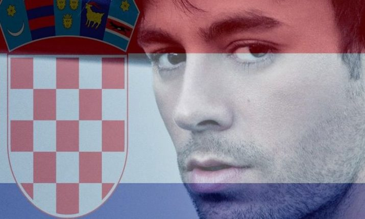 Enrique Iglesias announces Croatia concert