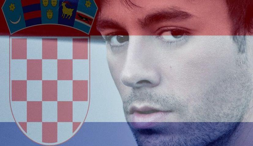 Enrique Iglesias announces Croatia concert