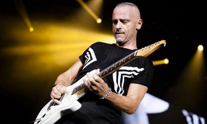 Popular Italian singer Eros Ramazzotti to play at Fesitval Opatija