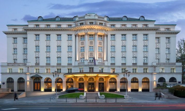 Esplanade Zagreb Hotel forced to close due to  earthquake damage
