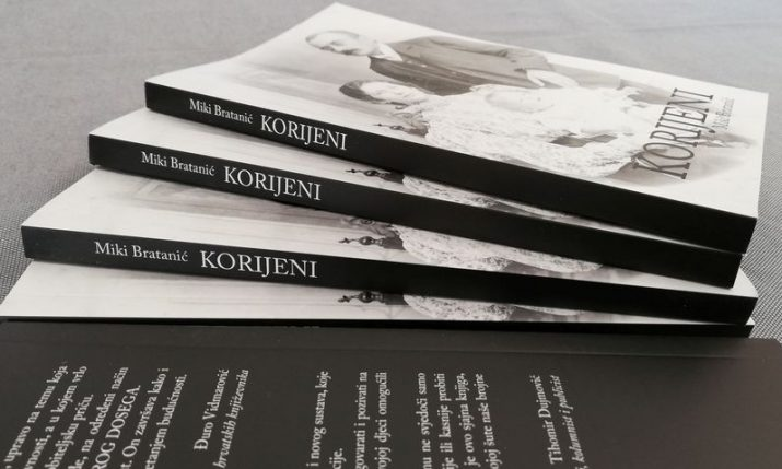 'Korijeni' – a novel about hidden Croatian history released