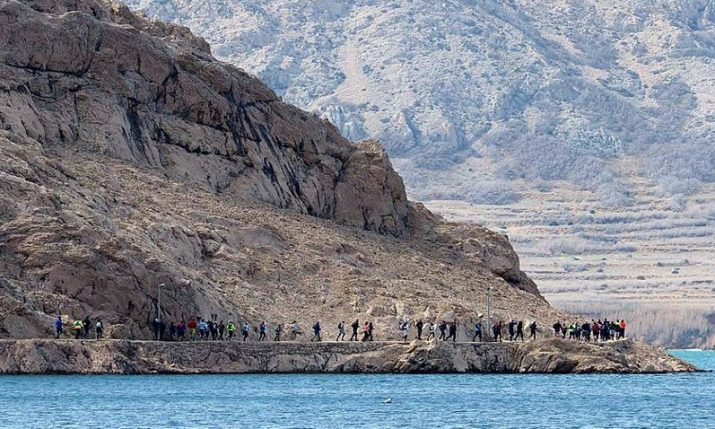 'Life on Mars' race on Pag island attracting big international field