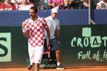 Croatia to open Davis Cup finals in Madrid against Russia