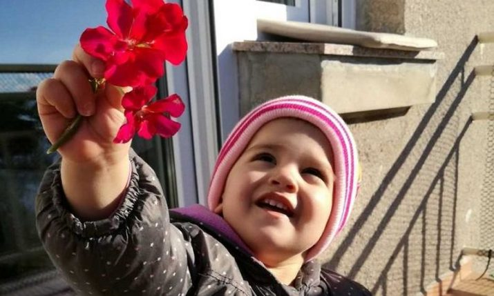 Good news for little Mila getting life-saving treatment in America