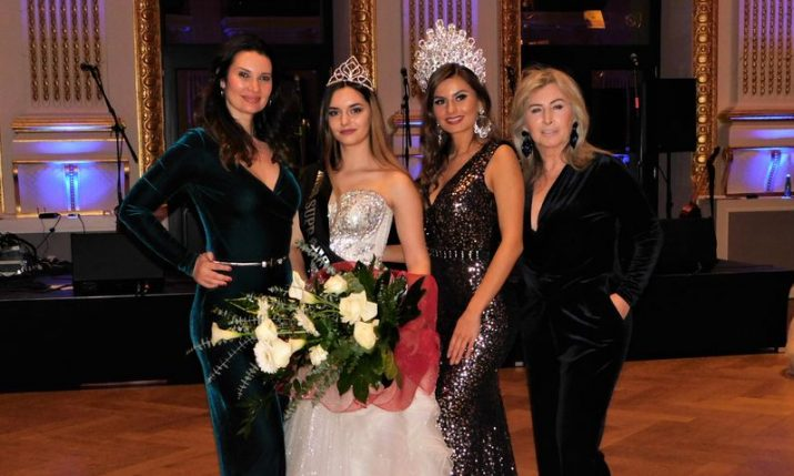 PHOTOS: Amalija Zagorčak wins Miss Croatia Diaspora title at 28th Croatian Ball