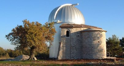 Croatian astronomical observatory overtakes NASA to be most successful in the world