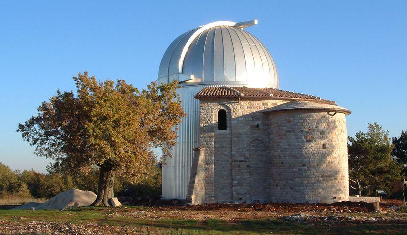 Visnjan Observatory founder voted Communicator of the Year