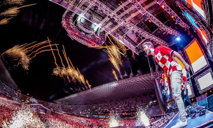 David Guetta, Armin van Buuren & Swedish House Mafia to headline Ultra Europe in Split