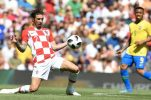 Sime Vrsaljko plays his first match in over one year