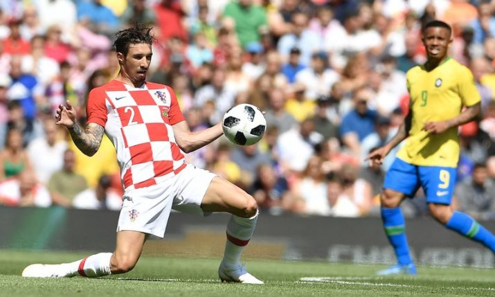 Croatia currently 1st in ranking of world's most beautiful kits