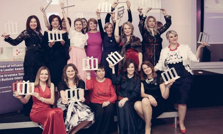 Women of Croatian ancestry from around the world recognised with awards