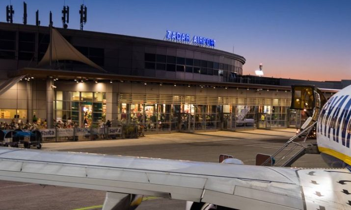 Zadar Airport records best result in its history in June