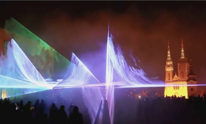 Festival of Lights Zagreb to be held this week