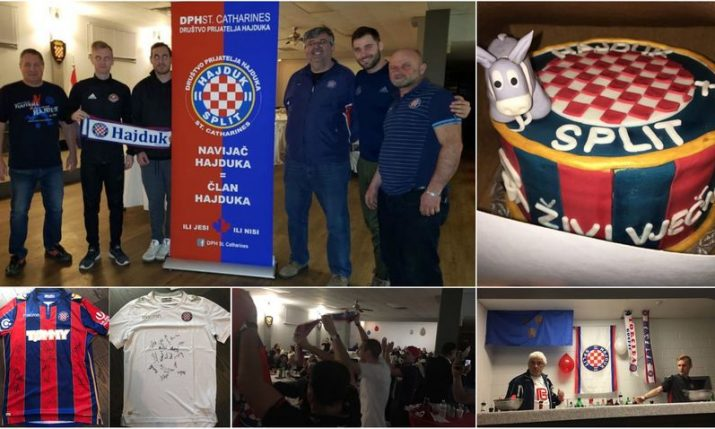 PHOTOS: First ever 'Bila noć' held in Canada