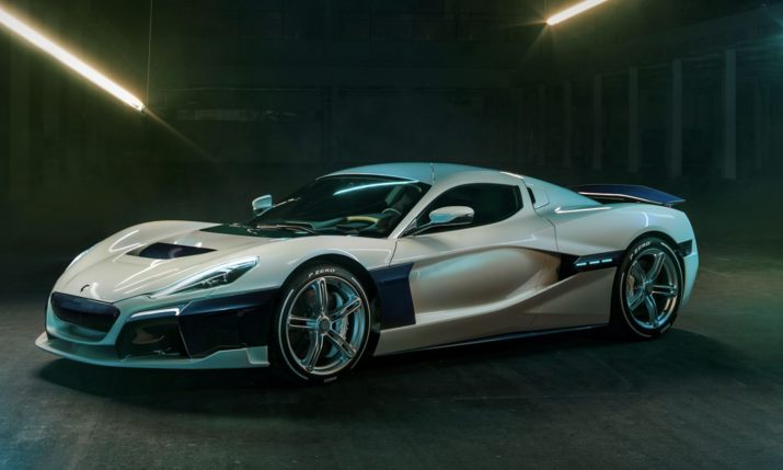 Rimac to showcase C_Two electric hypercar & technology at Geneva Motor Show