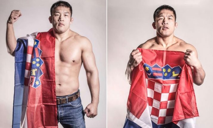Satoshi Ishii: 'It is great being Croatian, thank you for accepting me in such a nice way, I appreciate it'