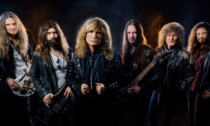 Whitesnake in Zagreb – cheaper tickets until 31 March