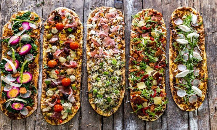 MlinZZa: Mlinci & Pizza hybrid new Croatian creation