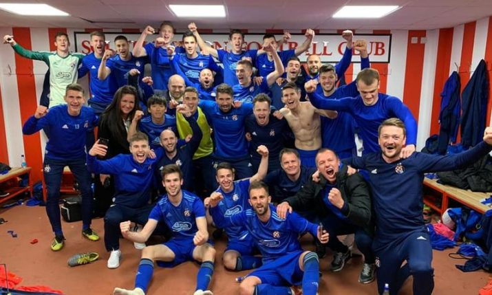 Dinamo Zagreb U23 beat Southampton to reach final of Premier League International Cup
