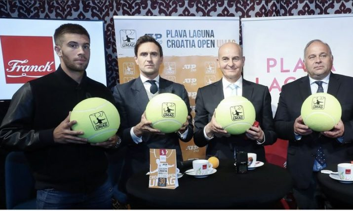 30th Plava Laguna Croatia Open in Umag announces first stars