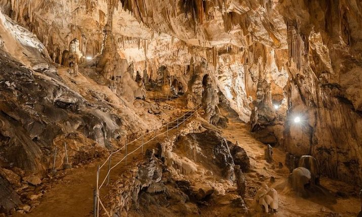 Croatia's Cerovac Caves set to become major European tourist attraction